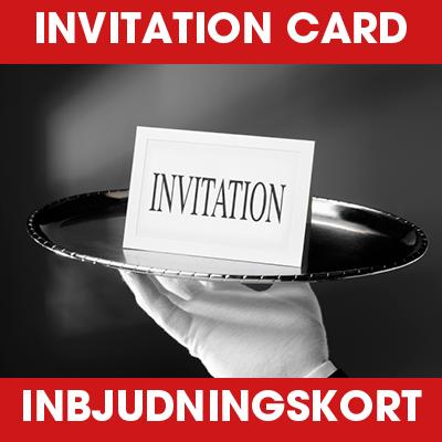 Invitationscard